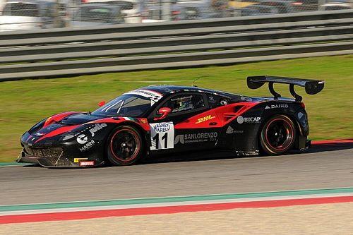Easy Race schiera la Ferrari 488 GT3 per Mancinelli-Fontana