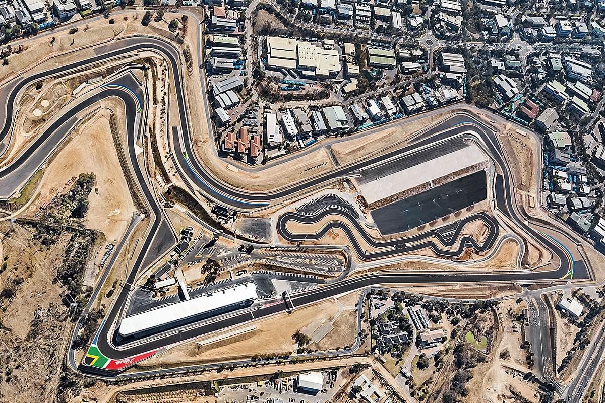 إمكانية عودة الفورمولا واحد إلى جنوب أفريقيا على حلبة كيالامي