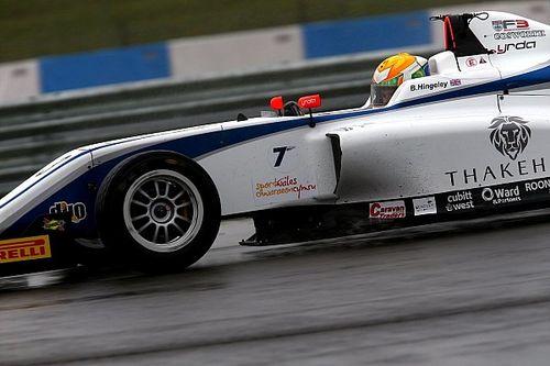 Il team Hitech schiererà Ben Hingeley nella FIA F3 Europea 2018