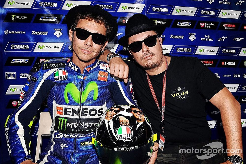 """Rossi's 2022 decision will come after """"six, seven"""" MotoGP races"""