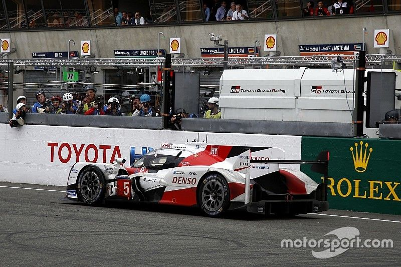 "Toyota on Le Mans heartbreak: ""The last lap never ended"""