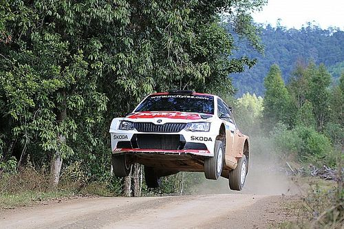 Australia APRC: Gill takes clean sweep of Day 1 stage wins