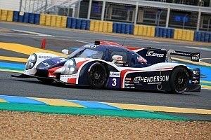 Cosmo flies to fifth at Le Mans