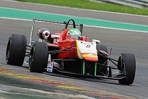 Spa EF Open: Pulcini takes dominant win in wet conditions