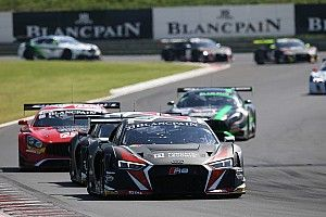 Four podium finishes for the Team WRT at Budapest