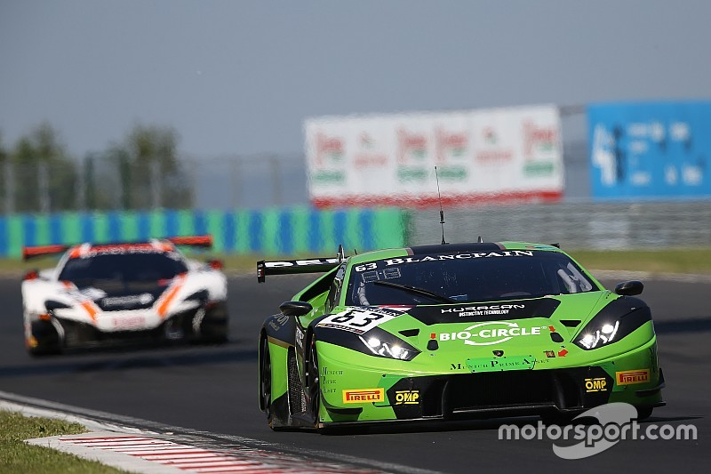 Barcelona: Perera on pole, Ide best of the title contenders
