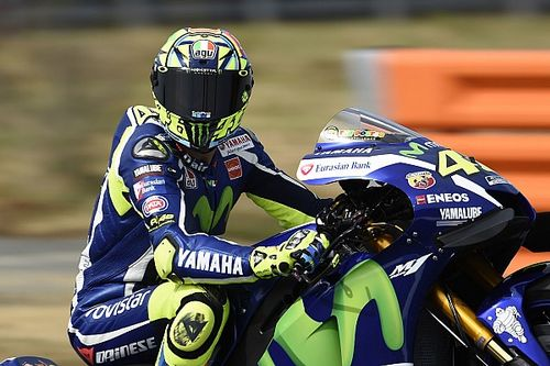 """Rossi: Friday pace """"not strong enough"""""""