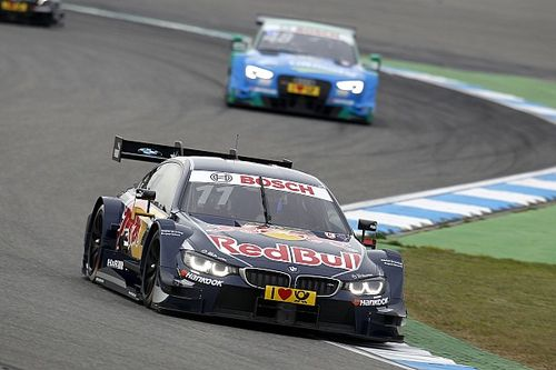 Hockenheim DTM: Molina dominates, Wittmann extends points lead