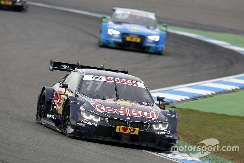 Hockenheim DTM: Molina dominates, Wittmann extends points lead