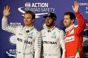 Photos - Les polemen F1 des années 2010