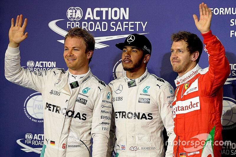 Los polemen de la F1 en la década de 2010