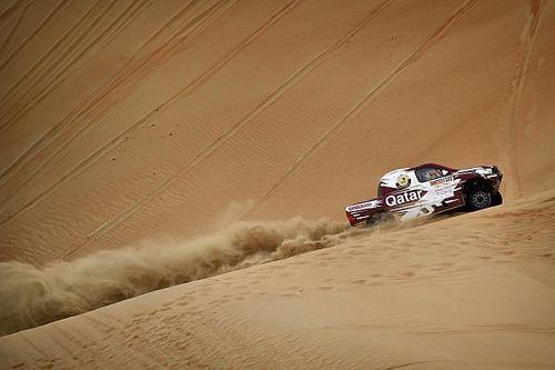 رالي أبوظبي الصحراوي: العطية يحكم قبضته على السيارات وكوينتانيللا المتصدر الجديد في الدراجات