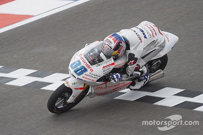 Argentina Moto3: McPhee, Martin ensure double points