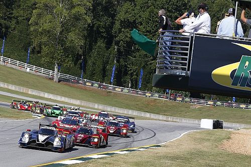 Shank Ligier leads Petit Le Mans with three hours to go