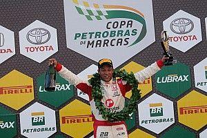 Piloto da casa, Carlos Souza vence no Brasileiro de Marcas