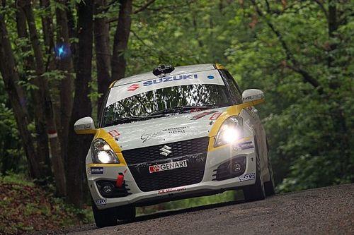 Suzuki Rally Cup: bis di Simone Rivia al Rally 1000 Miglia