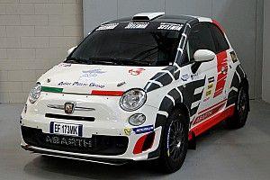 I vincitori di Rally Italia Talent nel WRC con Abarth 500 R3T