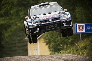 Mikkelsen and Latvala fastest on Rally Germany Shakedown
