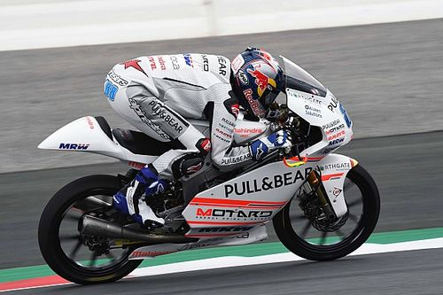 "Martin ""confident"" of podium in both wet and dry"