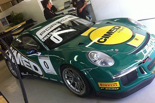 Cacá crê em viabilidade de torneio sul-americano da Porsche