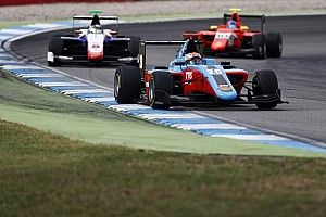 "Maini: ""I've got my head around"" GP3 transition"