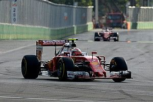 "Ferrari praises ""good teammate"" Raikkonen after Baku team orders"