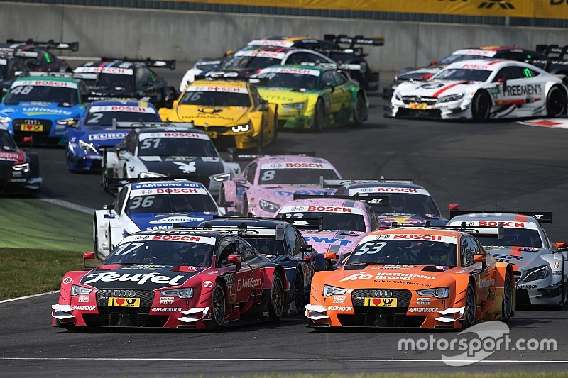 Video: Die Highlights des 1. DTM-Rennens am Lausitzring