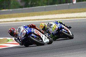 """Lorenzo over Barcelona 2009: """"Rossi was beter met de remmen"""""""
