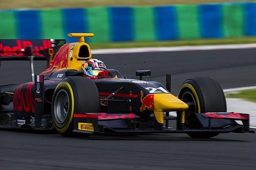 GP2 Hungaroring: Gasly kazandı, liderliğe yükseldi