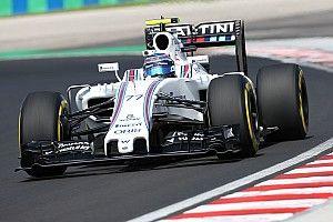 Bottas to run Williams' new floor in FP3