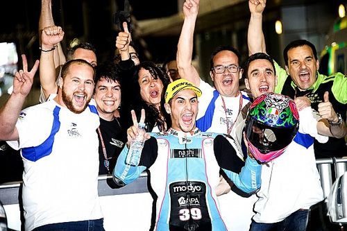 Reflections: Luis Salom's final Grand Prix podium