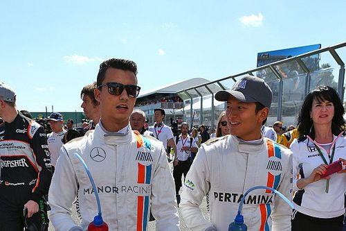 Galeri: Para pembalap rookie Manor Racing