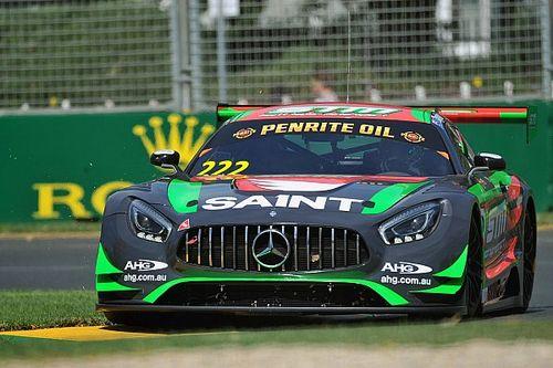 Albert Park Australian GT: Baird wins opener