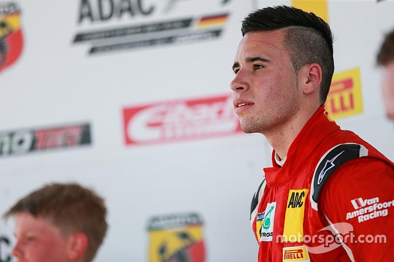 """Mawson opnieuw met Van Amersfoort Racing in Duits F4: """"Alleen titel telt"""""""