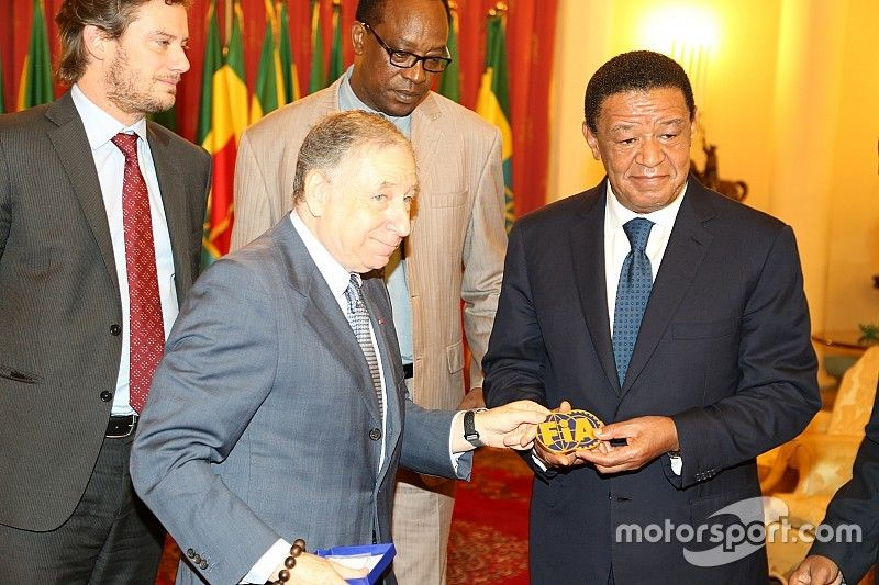Analysis: Sport and safety brings the FIA to Africa