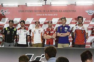 Professionelle Athleten: MotoGP-Fahrer fordern mehr Dopingkontrollen