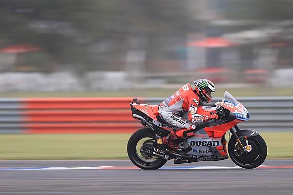 """Lorenzo heeft nieuwe Ducati-fairing """"echt nodig"""""""