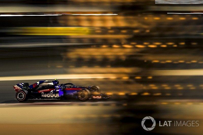"""Gasly """"aux anges"""" après une 4e place """"magique"""" avec Toro Rosso-Honda"""