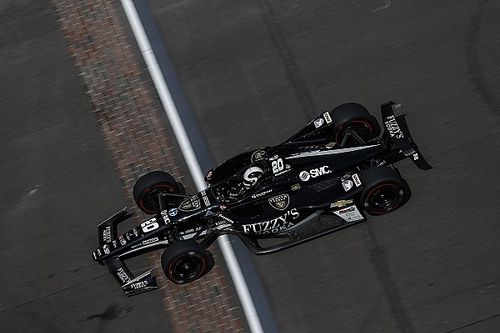 Карпентер выиграл квалификацию Indy 500, Даника Патрик седьмая