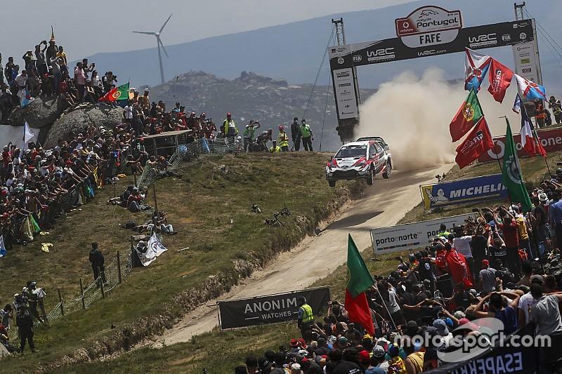 Le parcours du Rallye du Portugal révélé