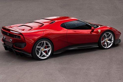 Fotogallery: le prime immagini della Ferrari SP38, la nuova One-Off