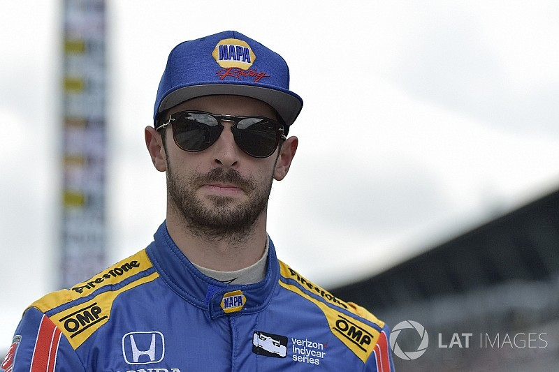"""Rossi on P32: """"Starting this far back is a new challenge"""""""