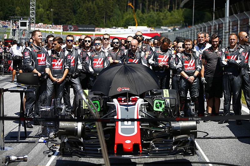 В Haas отказались расширять команду до выяснения регламента 2021 года