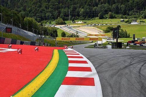 Red Bull Ring weer open en klaar voor Oostenrijkse Grand Prix