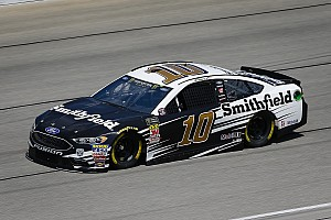 NASCAR Cup Race report Aric Almirola earns first ever stage win at Chicagoland
