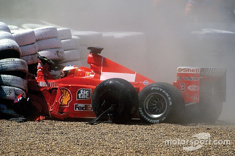 El terrible accidente de Schumacher que pudo cambiar todo