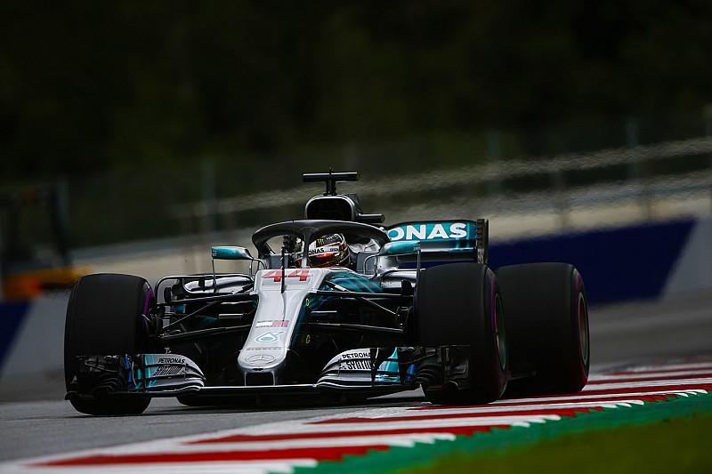 Hamilton ufak sorunlara rağmen araçta kendisini daha iyi hissediyor
