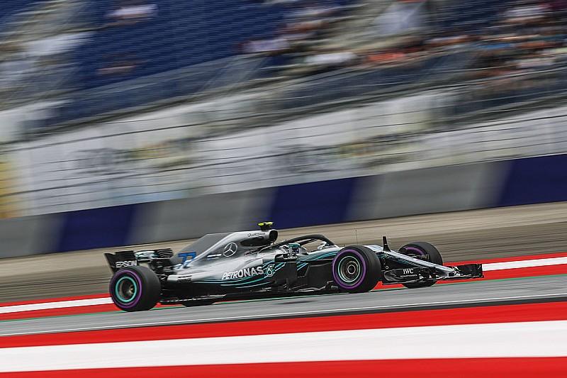 【オンボード映像】F1第9戦オーストリアGP予選 ボッタスの絶品PPラップ