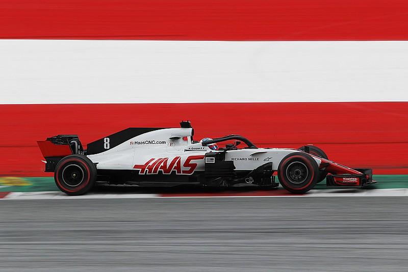 Скорость Haas в Шпильберге шокировала соперников