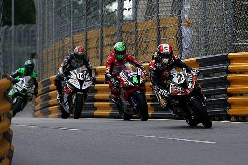 Vorschau: Motorrad-Action im Leitplankenkanal von Macao